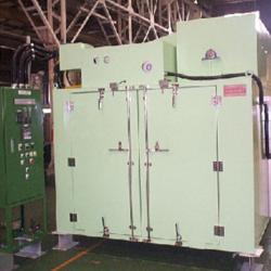 ゴム・バッチ型加硫装置 ベルーフZ