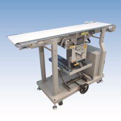 樹脂コンベアベルト自動振動洗浄機
