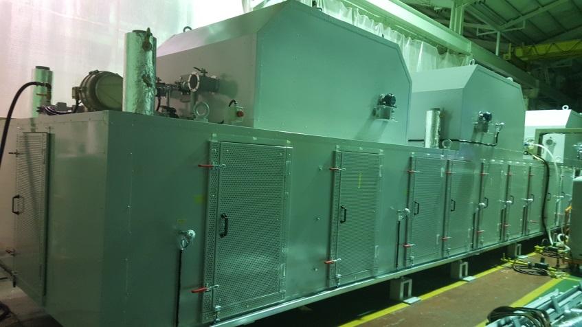 自動車用プロテクターホースの加硫