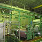 綿織物の防縮加工