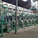 綿織物、合繊織物の精練加工
