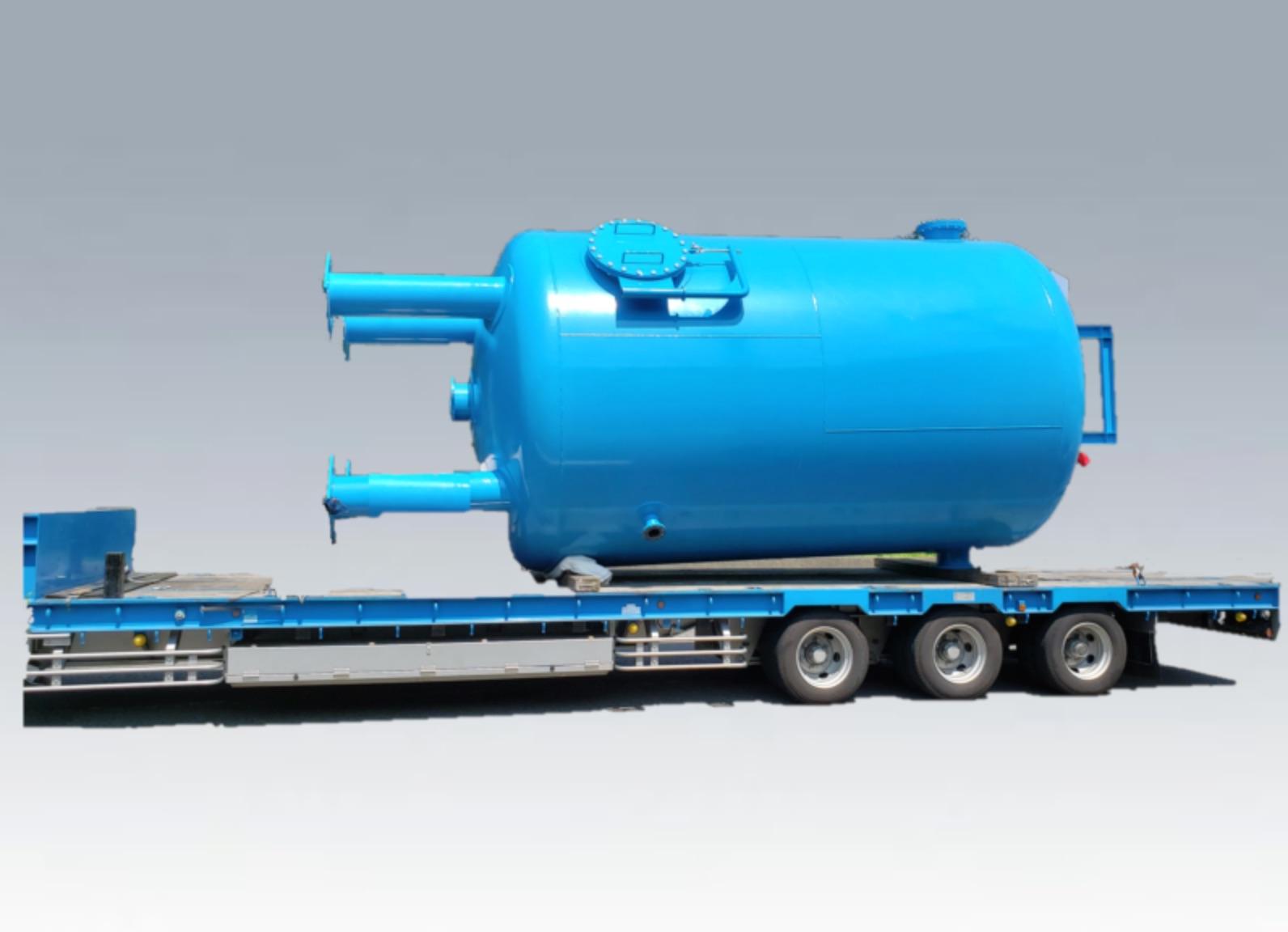 大型濾過タンク