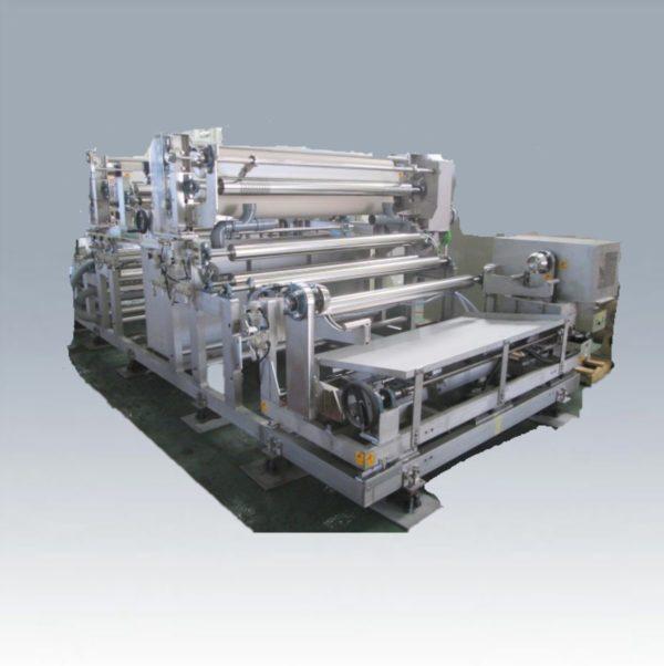 フィルム洗浄・薬剤処理装置(ロールtoロール装置)