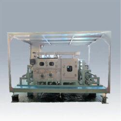 リチウムイオン電池セパレータ洗浄・抽出装置